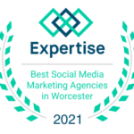 Top Digital Agency Logo for Expertise.com